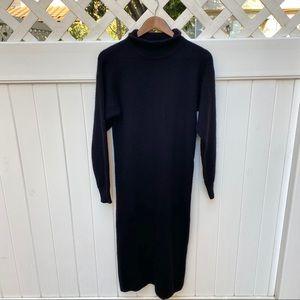 Vintage   Ricardo Lenzi Lambswool Sweater Dress